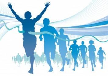 Легкоатлетическая эстафета, посвященная 60-летию города Чайковского f96f6e95132