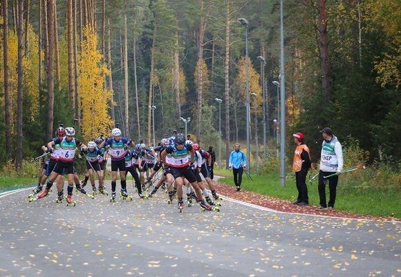 Биатлонистка изУдмуртии заняла 4 место налетнем Чемпионате Российской Федерации