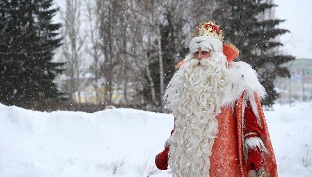 Жители России попросилибы уДеда Мороза здоровья и денежных средств
