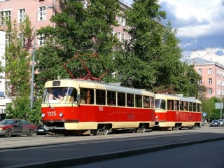 В Курске на улице 2-я Агрегатная почти неделю не будут ездить трамваи