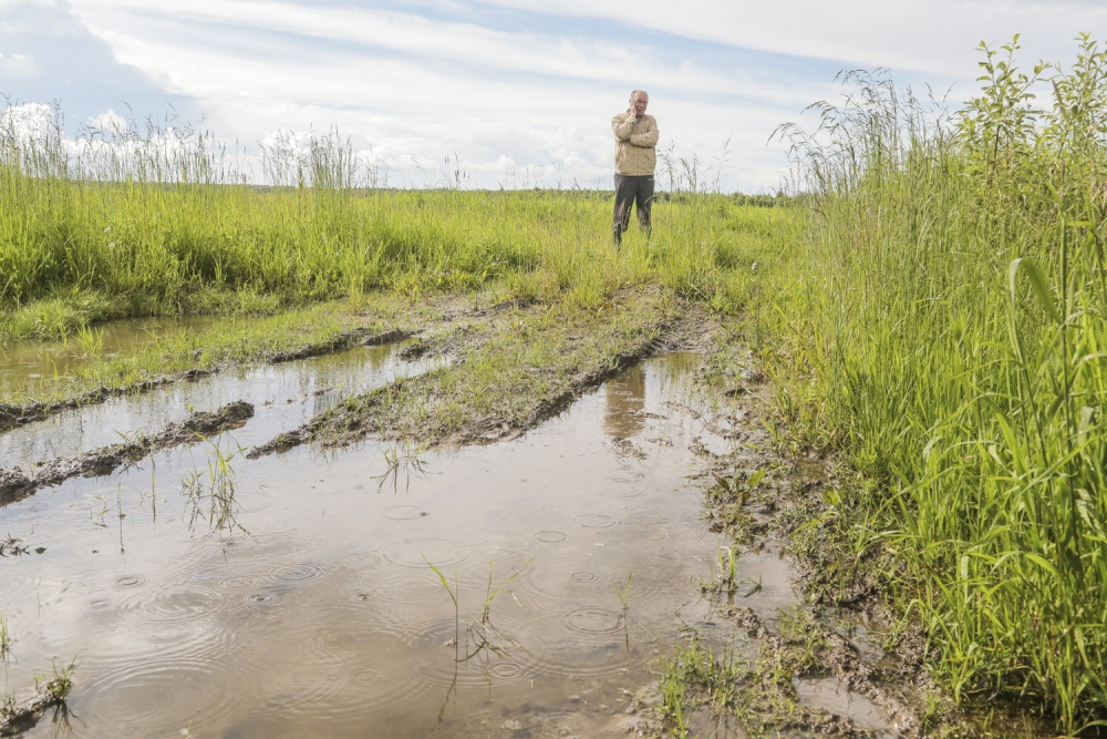 ВПермском крае из-за дождей вводят режимЧС
