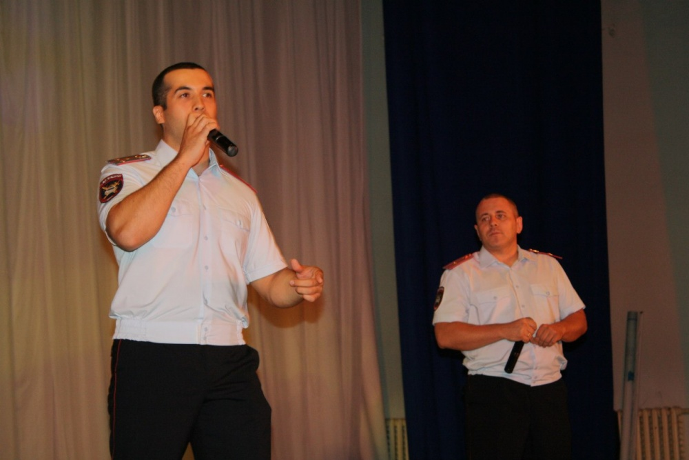 Полицейские-рэперы изПерми записали музыкальный альбом