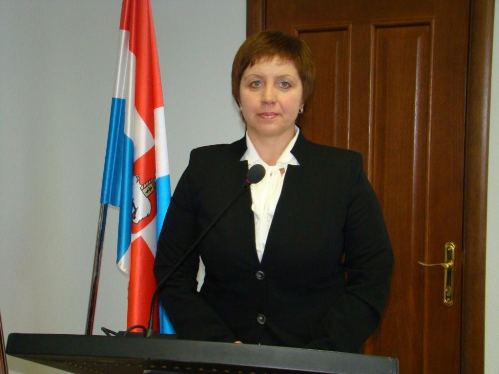 Марина Русинова преждевременно сложила полномочия спикера идепутата Чайковской гордумы