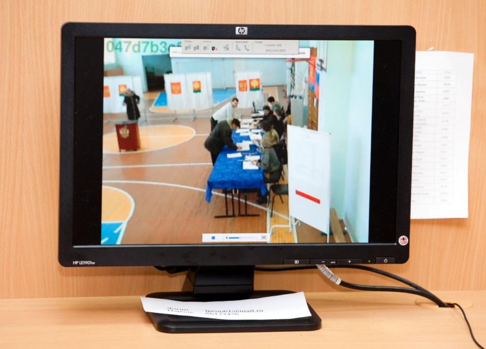 «Ростелеком» установил неменее половины систем видеонаблюдения завыборами Российского Президента