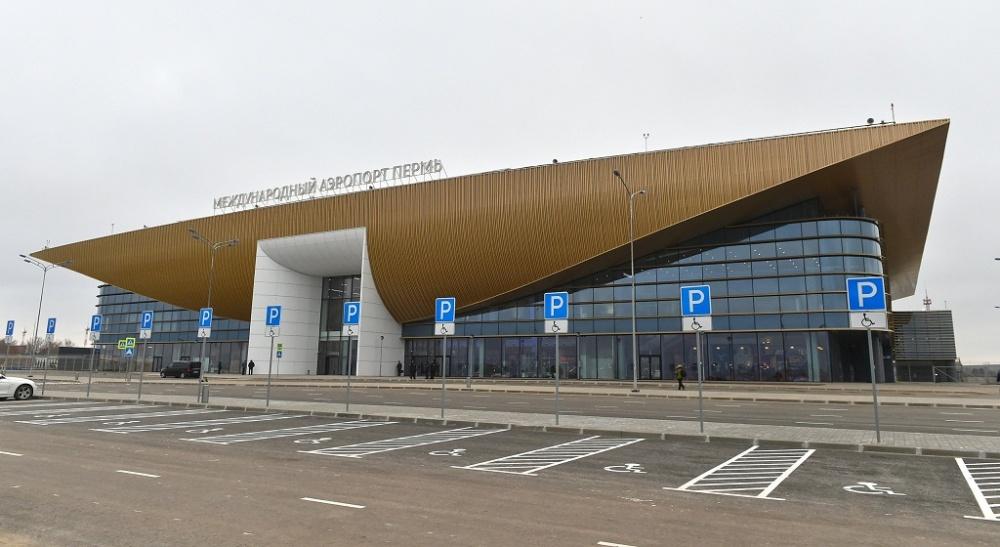 Прямые авиарейсы изПерми вКалининград появятся в текущем году